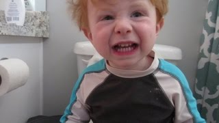 TOO MUCH TOO SOON POTTY TRAINING