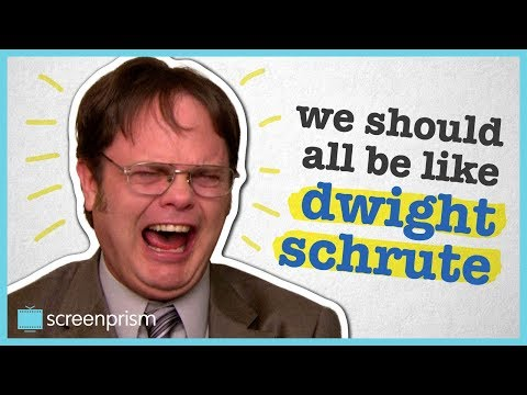 The Office's Dwight Schrute - Go Your Own Way