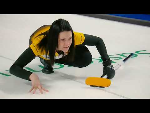 2020 Scotties Tournament Of Hearts - Einarson (MB) Vs. Silvernagle (SK) - Draw 11