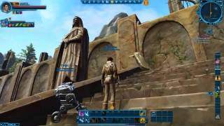 Star Wars The Old Republic: Tython datacrons