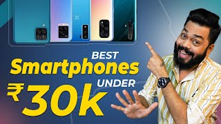 Top 5 Best Smartphones Under 30000 ⚡ February 2021