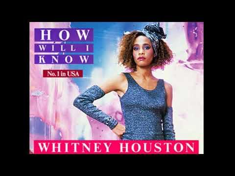80s 惠妮·休斯頓 Whitney Houston - How Will I Know (加長混音版) 1985