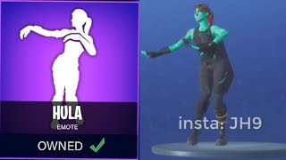 NOUVEAU LEAKED FORTNITE SEASON 5 DANCES IN REAL LIFE! (Hula, Twist, Flippin Incroyable - On The Hook)!