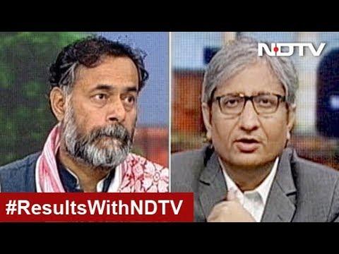 Election Results: Yogendra Yadav ने बताया Lok Sabha Elections में Congress कहां पिछड़ गई