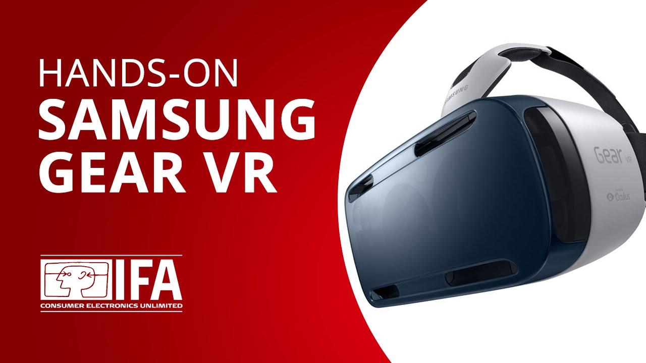 6e0d6248e Experimentamos o Gear VR, os óculos de realidade virtual da Samsung  [Hands-on | - Vídeos - Canaltech