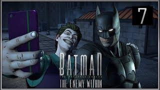 Batman: The Enemy Within ★ 7: Лотос найден, но какой ценой!
