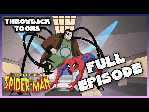Download The Spectacular Spider-Man   Reaction   Season 1 Ep. 8 Full Episode   Throwback Toons