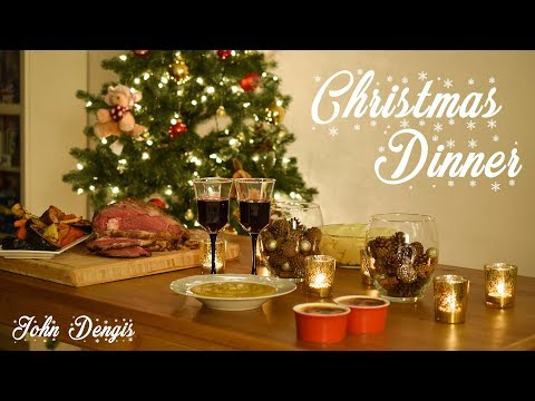 How to Prepare the Perfect Christmas Dinner   John Dengis