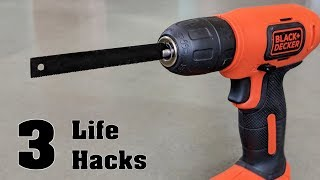vermillionvocalists.com - 3 Amazing Life Hacks of Hacksaw !