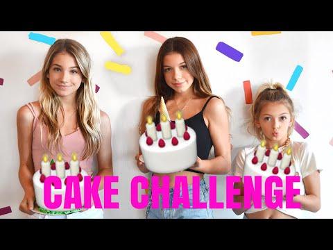 Cake Challenge | Fortnite | Looney Tunes | Ice Cream | Cake Challenge