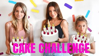 Cake Challenge | Fortnite | Looney Tunes | Ice Cream | Cake Challenge