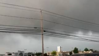 Hamburg honda funnel cloud
