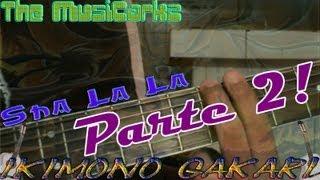 Tutorial Guitarra Sha la la - Ikimono Gakari - Naruto Shippuden (2/4)