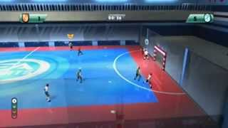 Fifa Soccer 15 - Nintendo Wii - Final Copa Street - Rumo ao Profissional