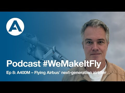 Jon Taylor: A400M - Flying Airbus next-generation airlifter