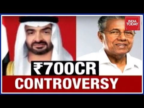 Where Did Kerala CM Get Info That UAE Was Allocating Rs 700 Cr Aid?