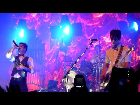 Camisado - Panic! at the Disco Live Dallas 6/14/2011