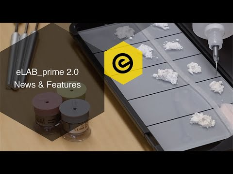 Shade matching with eLAB_prime ver 2.0 - One big update! Copyright © S.Hein 2020