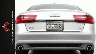 2014 Audi A6 Los Angeles Woodland Hills, CA #UAE027715 SOLD