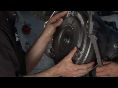 How To Install A Torque Converter On An Automatic