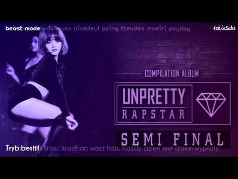[ROM/ PL SUB] Jimin (AOA) Feat. Iron - Puss ~polskie Napisy~