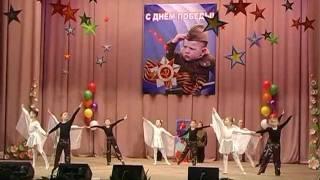 детский танец Белые птицы г.Кемерово