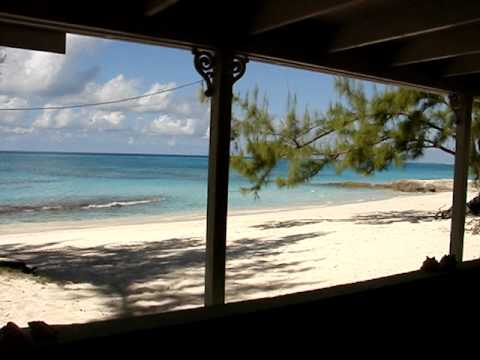 Beachfron Vacation Rental on Grand Turk, Turks and Caicos Islands.