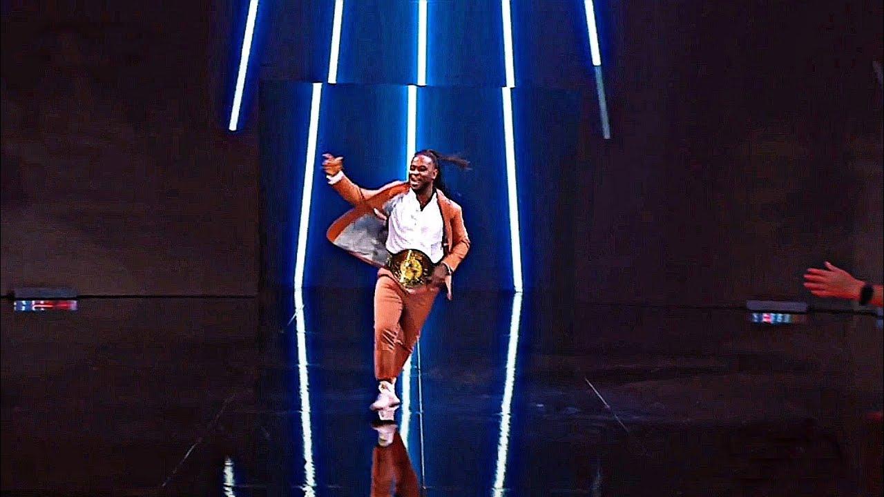 Reginald New Entrance: Raw, July 26, 2021 - HD
