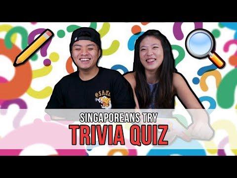 Singaporeans Try: Trivia Quiz | EP 118