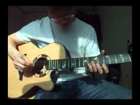 how to play halo by beyonce on guitar