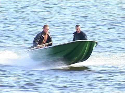 моторная лодка шарк