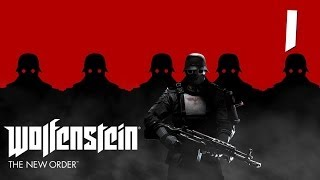 Прохождение Wolfenstein: The New Order — Часть 1: Падение (PS3)