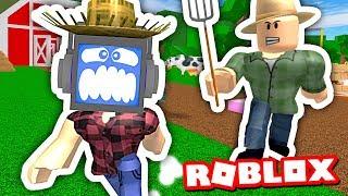 ESCAPE THE EVIL FARM OBBY (in Roblox) - Fandroid il Robot Musicale!