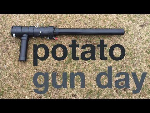 Potato Gun Day - Day 23