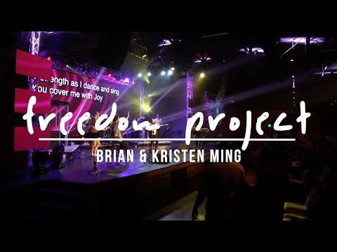 Brian and Kristen Ming - Freedom Project Promo