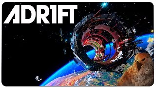 ADR1FT Gameplay ★ Falcon 1 Shot ★ Let's Play ADR1FT (Oculus VR Game)