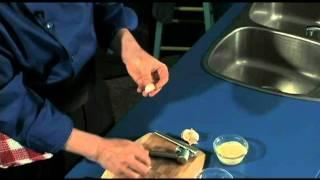 Garlic Butter Spread From Scratch