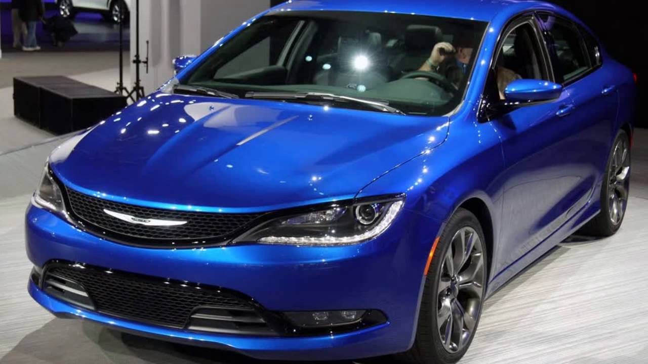 2016 Chrysler 200 Convertible All