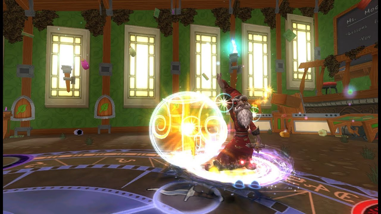 Wizard101- Ambrose Boss Battle?