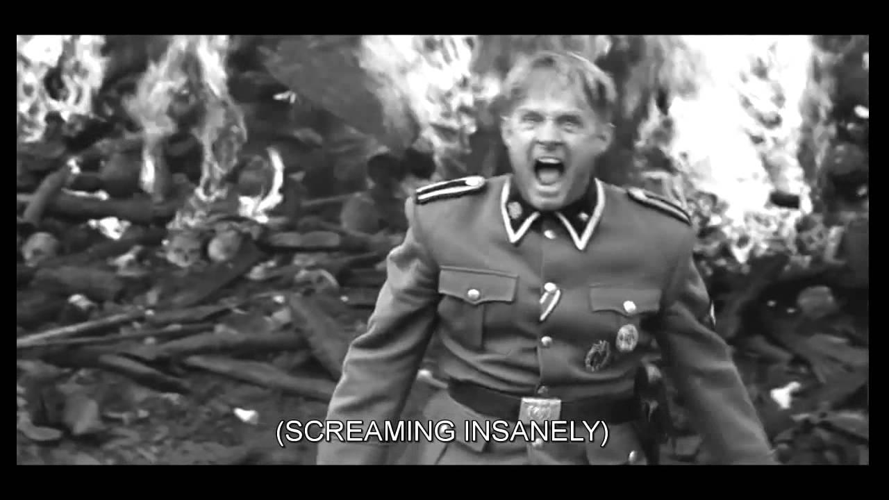 Schindlers List 2020.Schindler S List Immolation Scene Hd
