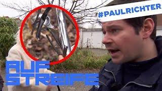 Bremsen durchgeschnitten: Wer wollte ihn verletzen? | #PaulRichterTag | Auf Streife | SAT.1 TV