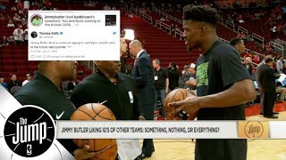 Jimmy Butler rejects Timberwolves' extension offer: What does it mean? | The Jump | ESPN