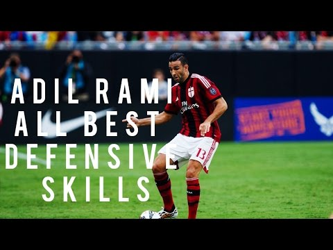 Adil Rami | Welcome to Sevilla - Best Defensive Skills | REUPLOAD - 2014/2015 | 720p 50fps | HD