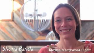 "Crohn's Disease Survivor Shona Banda Tells How Medical Marijuana Oil Helps Her ""Live Free"""