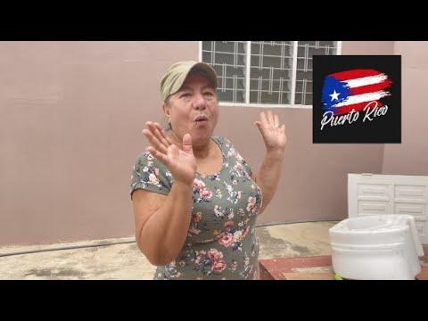 La  Competencia Con Mi Esposo Segunda  Parte ( Ghana VS Puerto Rico)👍