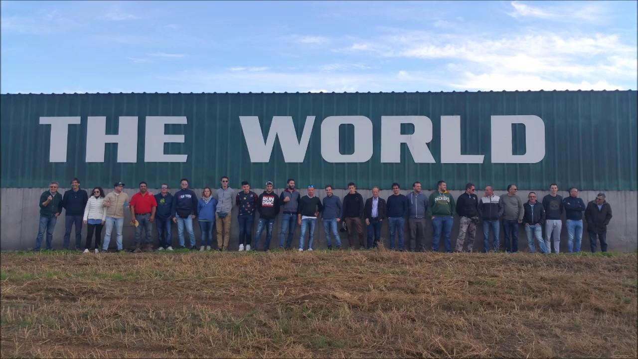 Blue Skies Of Texas >> Blue Sky Farms High Plains Friona Texas Giostra Da 72 Posti