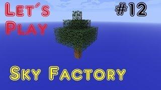 Lets Play Minecraft Sky Factory Part 12 [German] - Antike Sporen und Netherzeugs