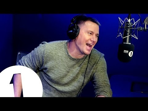 Channing Tatum helps man propose to girlfriend on BBC Radio 1