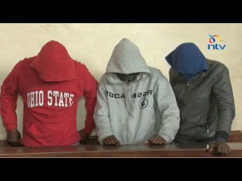 Suspects in Ksh. 50 million KCB Thika bank heist released
