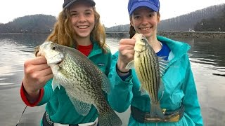 The Holly & Madison Fishing Show